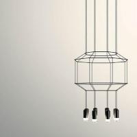 Люстра LED Matrix 8P
