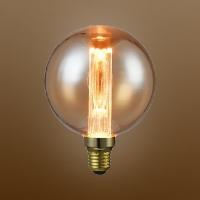 Лампа LED G80 3W 2200K