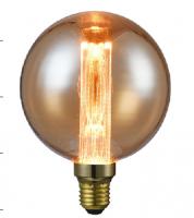 Лампа LED G125 3W 2000K