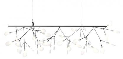 Люстра LED Petals Black L100 (Ожидаемый товар)