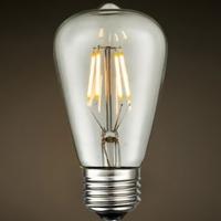 Лампа LED ST64 8W ДИММИРУЕМАЯ 2200K