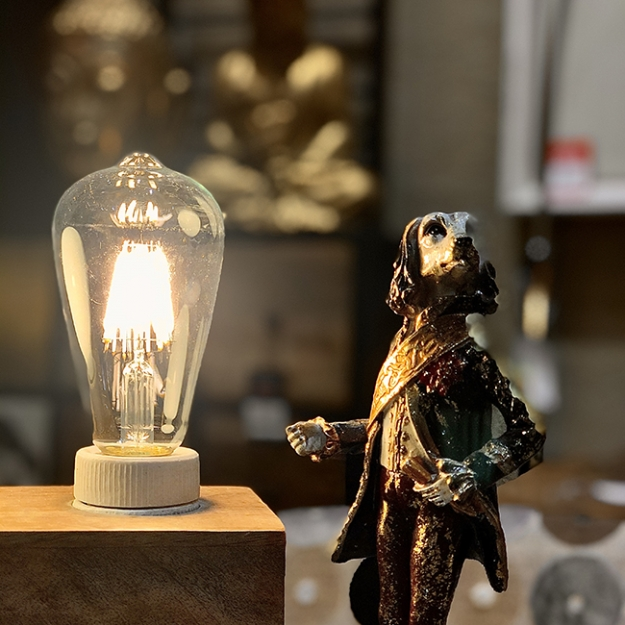 Лампа LED ST64 8W