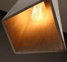 Подвес LED Beton Cube H30