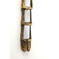 Декор Dragonfly Mirror 35cm
