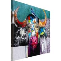 Картина Touched Wildlife Buffalo 70x100cm