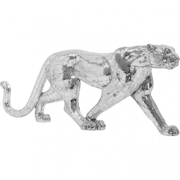 Статуэтка Leopard Mosaic 95cm