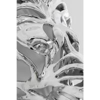 Настенный декор Lion Silver