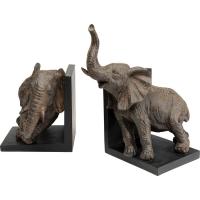 Держатель для книг Elephants 25cm (2/Set)