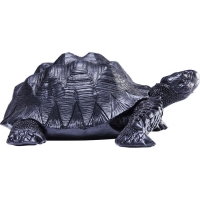 Декоративный объект Turtle Black Small