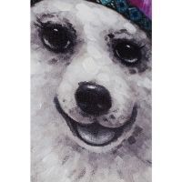 Картина Touched Chief Dogs 70x70cm