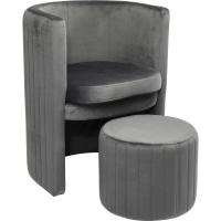 Кресло Lofty Grey (2/Set)