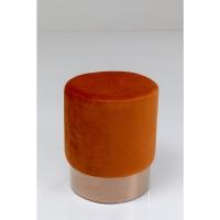 Пуф Cherry Dark Orange Copper Ø35cm