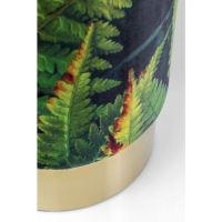 Пуф Cherry Leaf Brass Ø35cm
