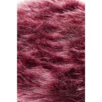 Стул Fur Dark Red Ø30cm