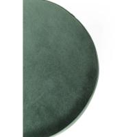Пуф Cherry Dark Green Brass Ø35cm