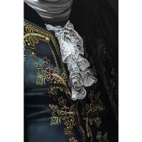 Картина на стекле Gentleman Pig 120x120cm