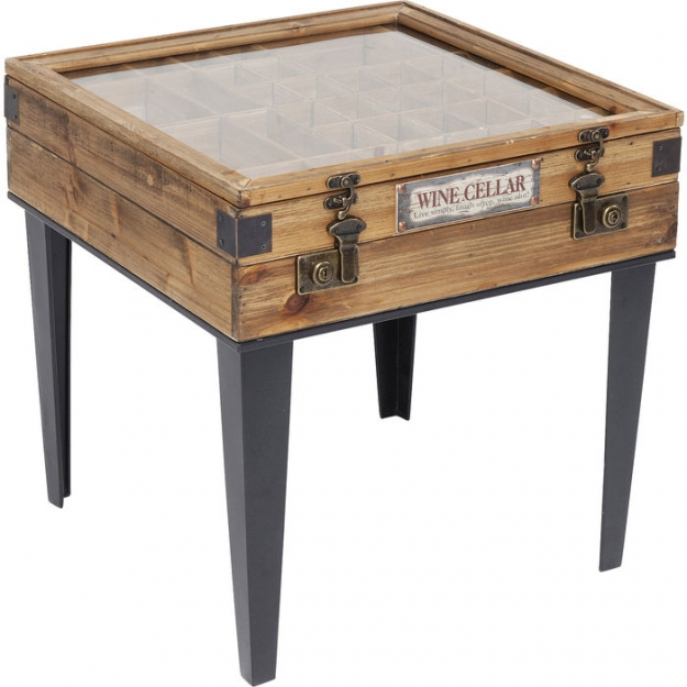 Столик Collector 55x55cm