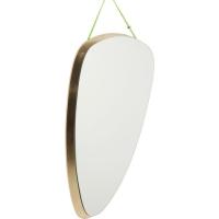 Зеркало Jetset Gold 83x56cm