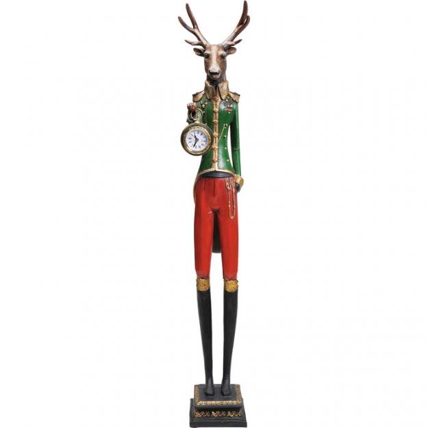 Настольные часы Gentleman Deer