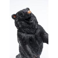 Держатель для книг Bear Black 30cm