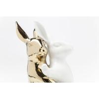Статуэтка Hugging Rabbits Medium