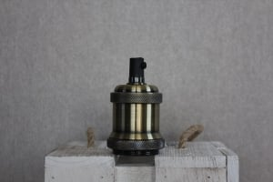 Патрон электрический Bronze