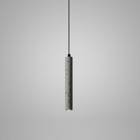 Подвес LED Beton Grey H30/D4