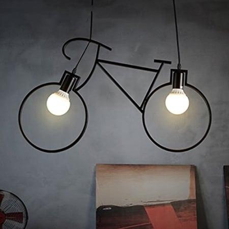 Подвес потолочный Bicycle  l67 h42cm