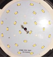 Подвес LED Black D21/H20