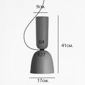 Подвес Nozzle H36/D25
