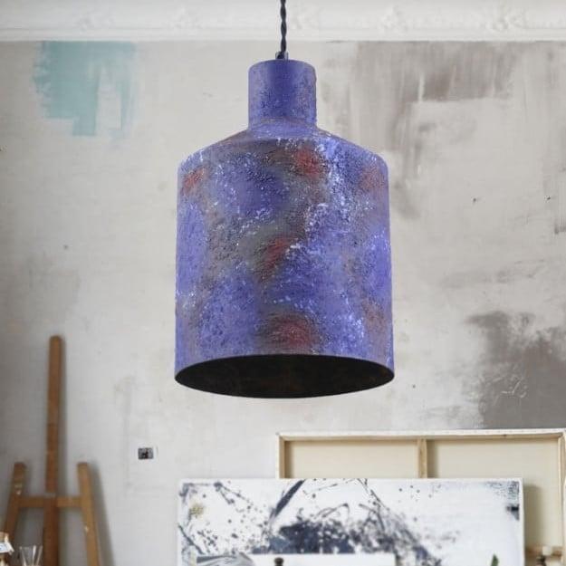 Светильник потолочный Old Style Purple