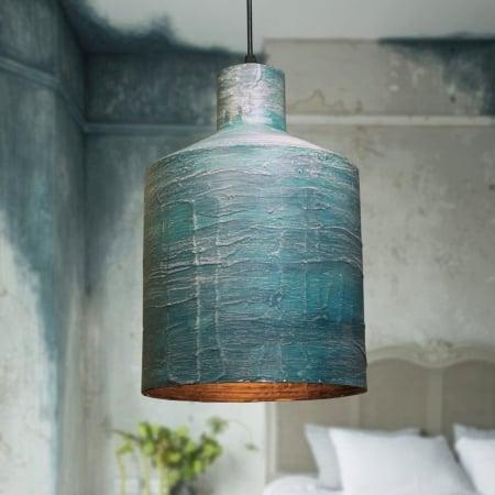 Светильник потолочный Old Style Blue