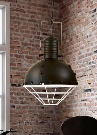 Светильник потолочный Bathyscaphe d-30см