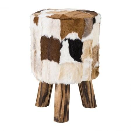 Stool Flint Stone Goat 48