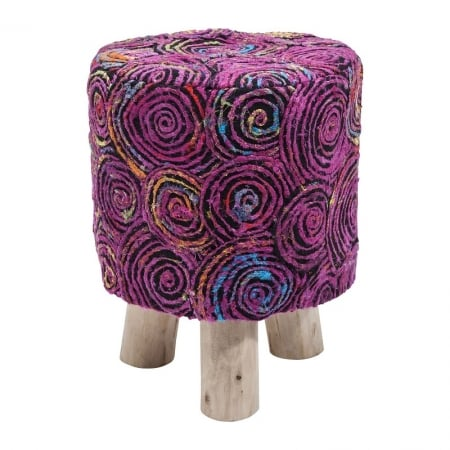 Stool Sunset Pink