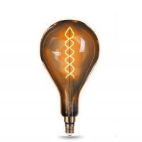 Лампа Spiral VINTAGE G200 8W E27 2400K GOLD