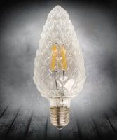 Лампа Эдисона LED SG95 4W 2200K Шишка