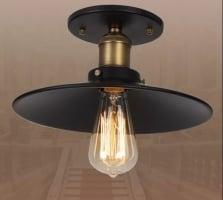 Светильник потолочный Black Plate D22