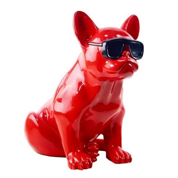 Статуэтка Dog With Glasses