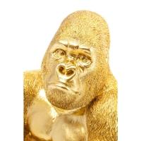 Статуэтка Monkey Gorilla Side Medium Gold