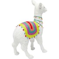 Статуэтка Alpaca White 39cm