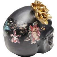 Статуэтка Flower Skull 22cm