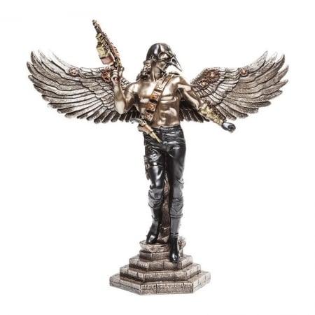 Deco Figurine Steampunk Warrior