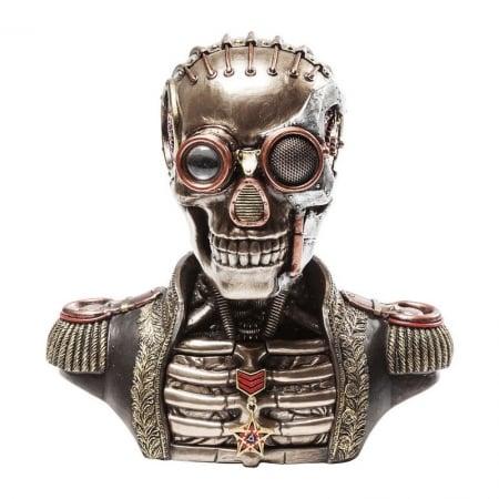 Box Steampunk Skull