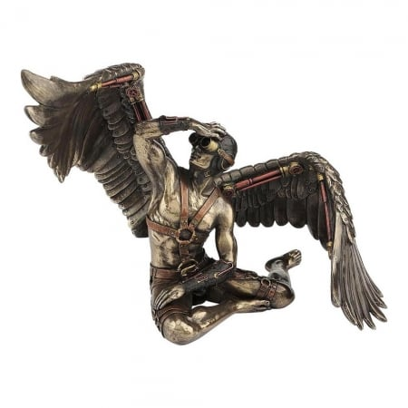 Deco Figurine Steampunk Fallen Angel
