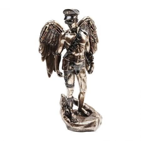 Deco Figurine Steampunk Police Angel