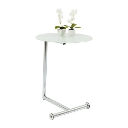Side Table Easy Living Ice Ø46cm