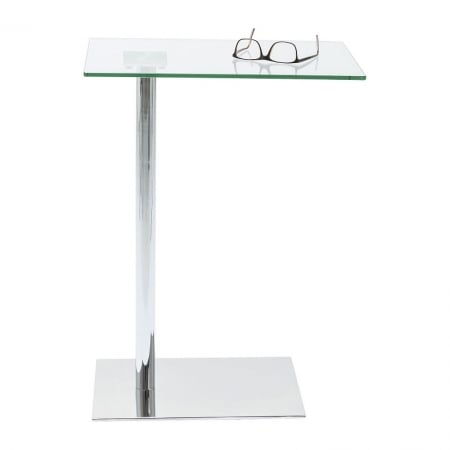 Side Table West Coast Chrome