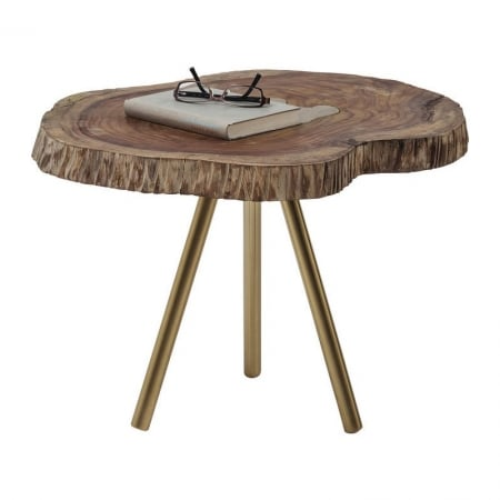 Side Table Macchia Gold