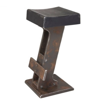 Bar Stool Key Black